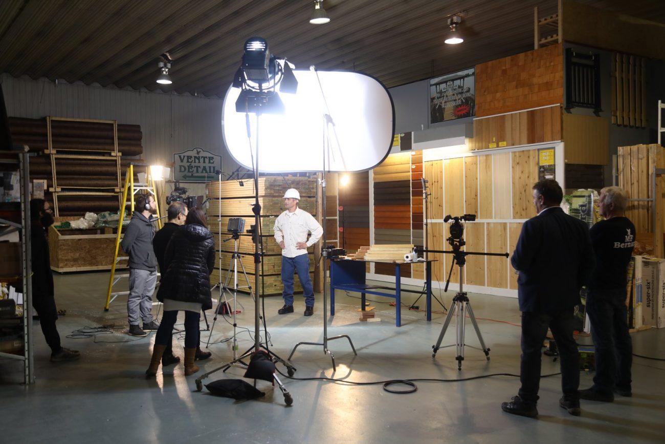 Vidéo corporative Productions Optimales